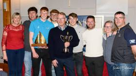 The Jones family were the overall winners of IRC one at the Autumn League in their J109 Jelly Baby. Scroll down for photo gallery