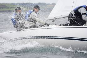 Dragons racing was cancelled in Kinsale Yacht Club