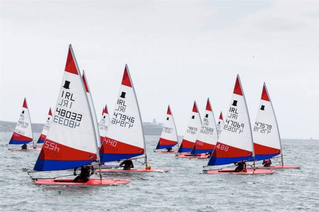 Irish Sailing Announces Topper Squad For Summer 2019