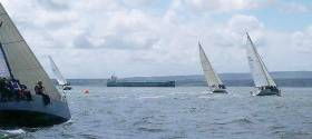 WIORA Racing on the Shannon Estuary