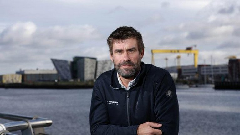 Double Olympic Champion Skipper In Bid to Make UK World Leader in Eco-Friendly Ferries