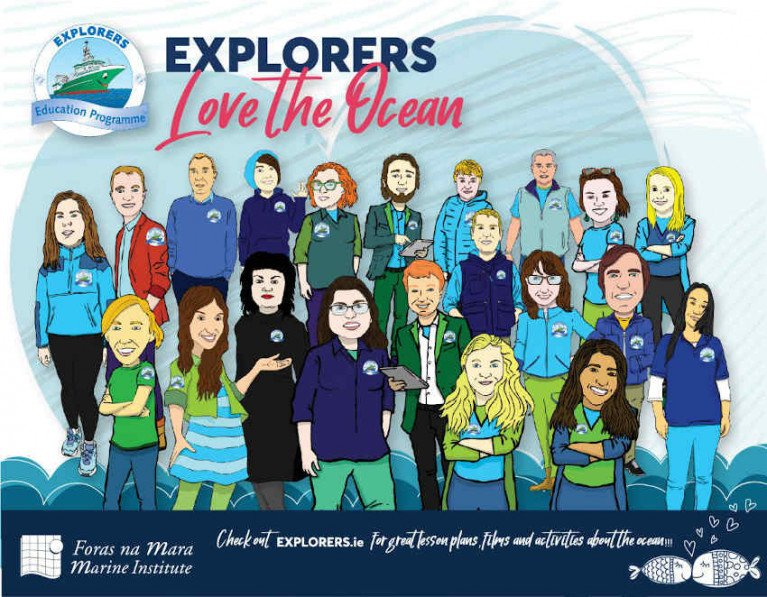 Explorers Education Programme Launches 'We Love the Ocean' Facts to Inspire Fun Activities at Home