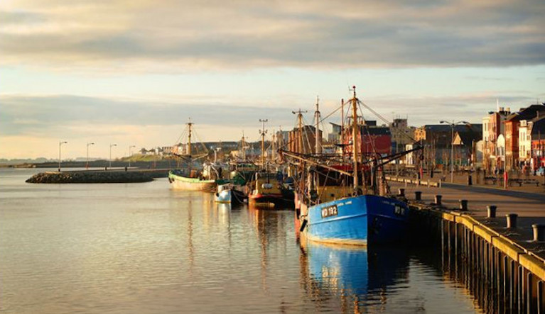 New Limits For Wexford Harbour From New Year's Day