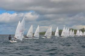 Talented Northern Irish Sailors Show Their Stuff At Eric Twiname Junior Championships
