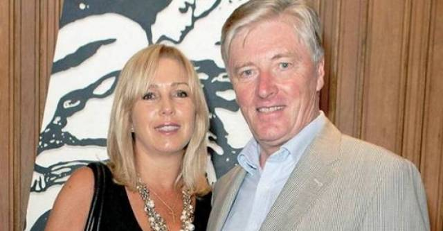 Local opposition: Kathy and Pat Kenny objected to the building of flats and houses near their own home, but An Bord Pleanála granted the developers permission.