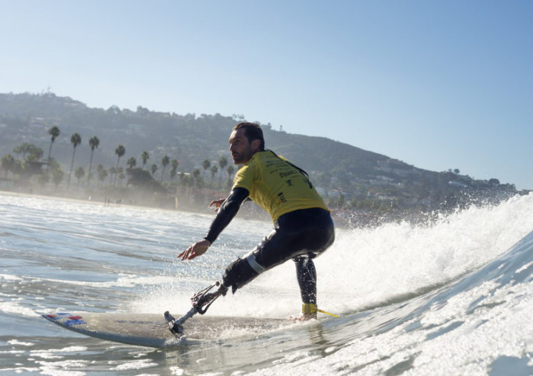 Adaptive Surfing Opens Up Sport To Wider Participation Than Ever Before