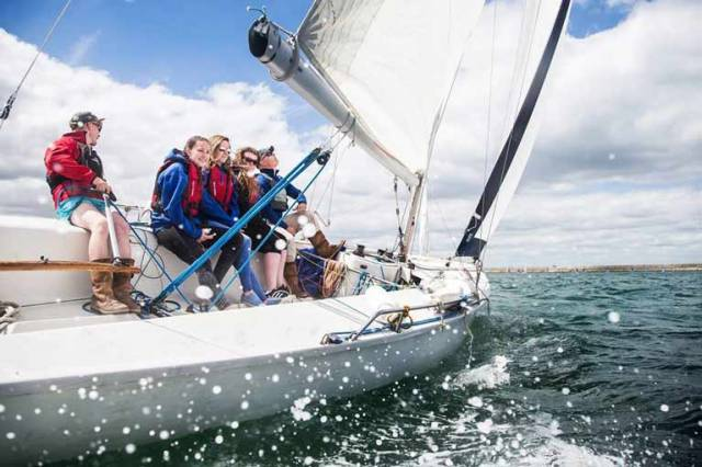 Irish Sailing expects to welcome 100 participants each day to the Watersports Inclusion Games in Galway