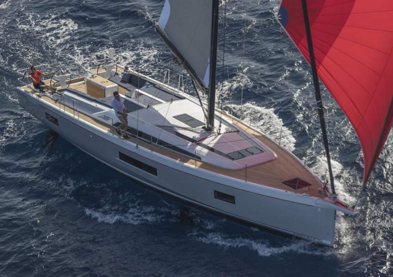 New Cruising-Spec Beneteau Oceanis 51.1 Ready For Delivery In June From BJ Marine
