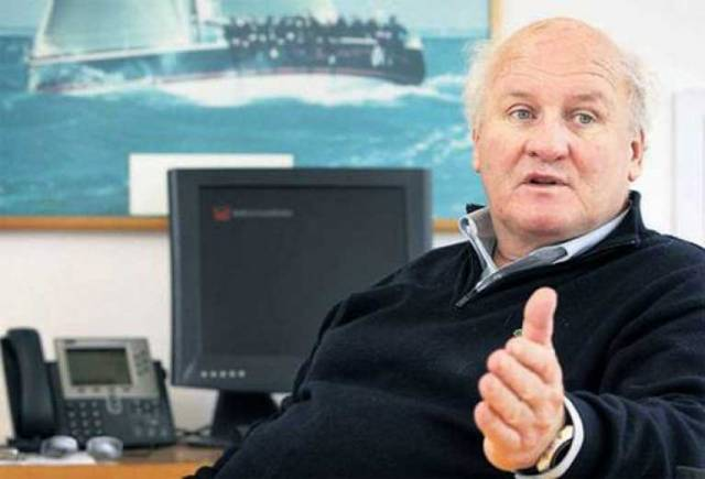 Sailing's Colm Barrington was elected as vice-president of the Olympic Council of Ireland last night in Dublin