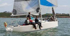 Corby 25 – an ideal IRC racer for the Irish circuit