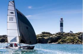 Irish Multihulls held another east coast raid