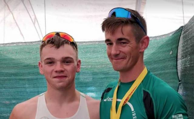 Ronan Foley Keeps Run Going With B Final Win at World Championships