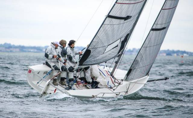 Top Results for UK Sails Ireland at End of Season in 1720s, ISORA Final Race & Dutch IRC Nationals