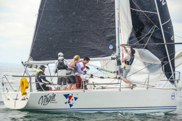 Graeme Noonan's Corby 26 Virgin Triangle from the host club will be competing in class two at the 'Taste of Greystones Regatta' on August 26th in County Wicklow