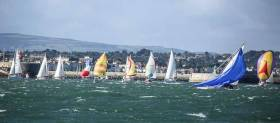 Cruiser Racing on Dublin Bay has been extended for the DBSC Spring Chicken Series