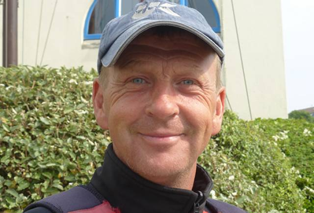 ICRA Commodore Simon McGibney