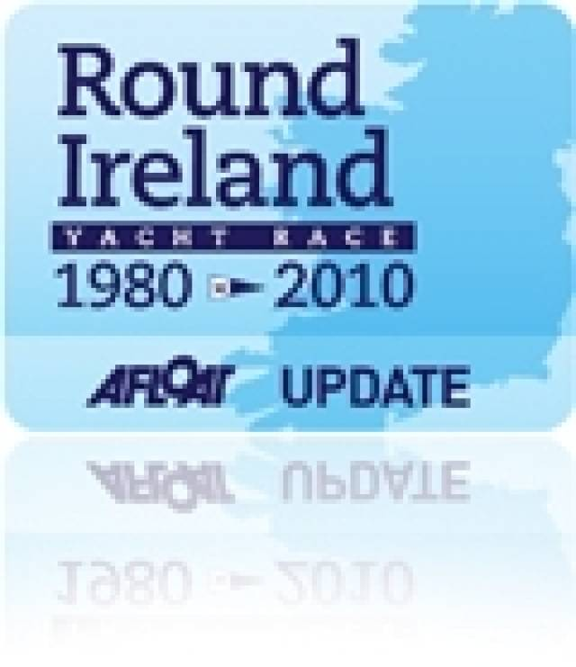 Planning to do the Round Ireland Yacht Race this month?