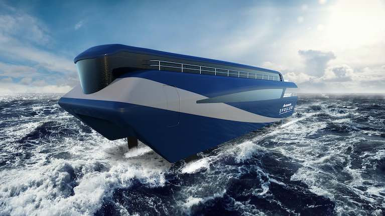 Artemis Technologies is leading the Belfast Maritime Consortium to build a new class of zero-emission fast ferries