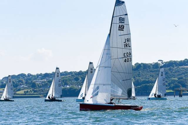 National 18s will be used for the 2016 All Ireland Sailing Championships at Royal Cork Yacht Club next month