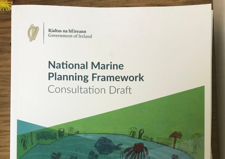 Marine Planning Framework Meetings In Kinsale & Wexford Cancelled