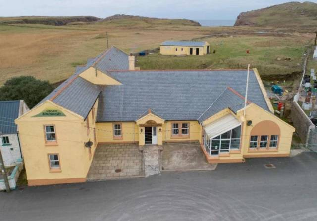 Brexit Blamed As Historic Tory Island Hotel So Far Fails To Find A Buyer