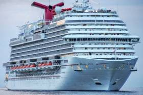 The 4,000-passenger Carnival Vista entered service in May 2016