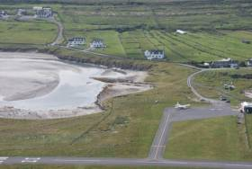Flights from Inis Mór and fellow Aran Islands to the mainland have been put up for tender once again