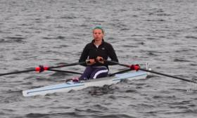 Lydia Heaphy - Part of the winning Skibbereen junior four