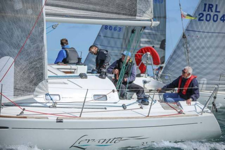 Levante Wins Beneteau 31.7 One Design DBSC Saturday Race (Full Results Here!)