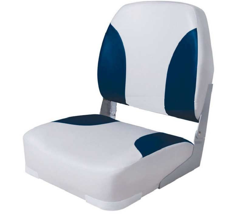 A low back fold down seat from O'Sullivan's Marine