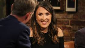 Annalise Murphy on last night's Late Late Show