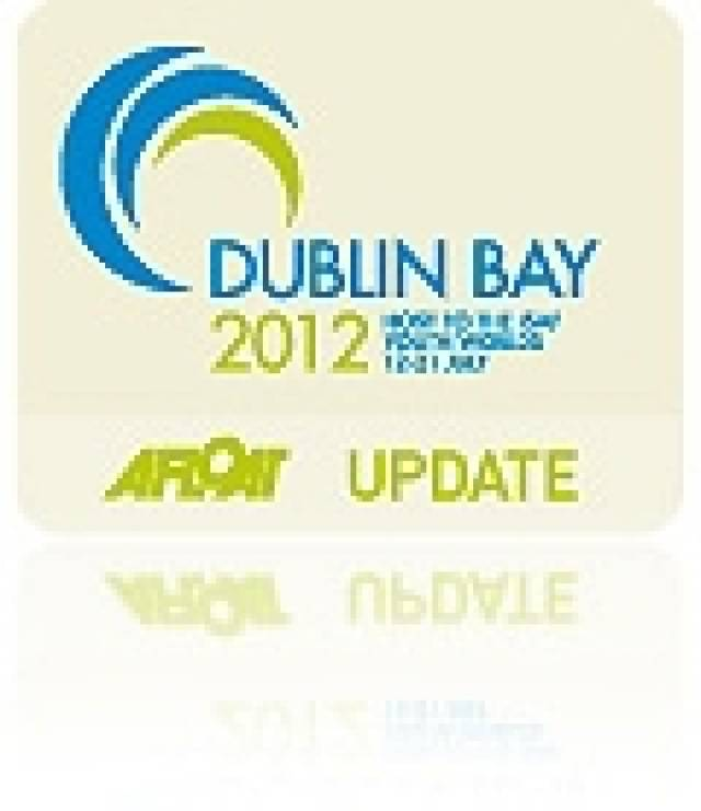 Irish Sailing Team Line Out for ISAF Youth World Honours on Dublin Bay