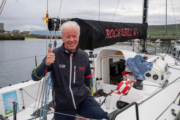 "Paul O'Higgins of Royal Irish Yacht Club is the New ""Sailor of the Year"""