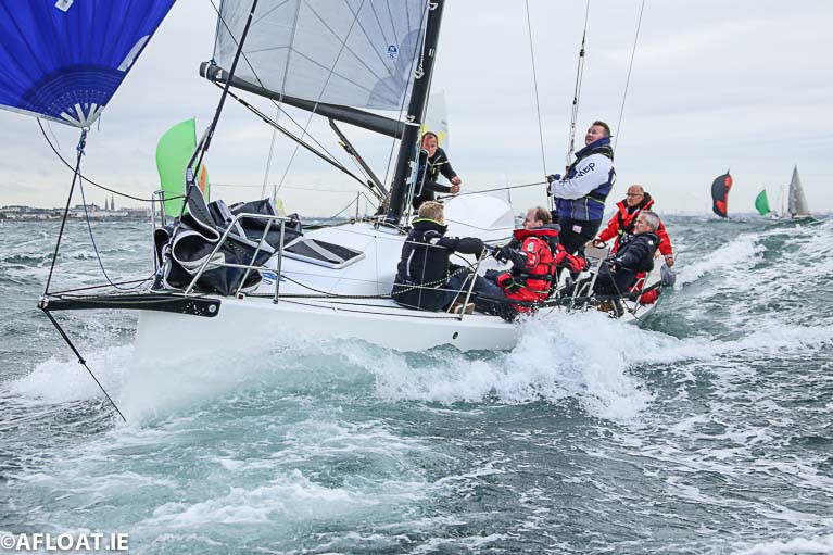 Juggerknot II is the 42nd entry into the 2020 Round Ireland Race from Wicklow