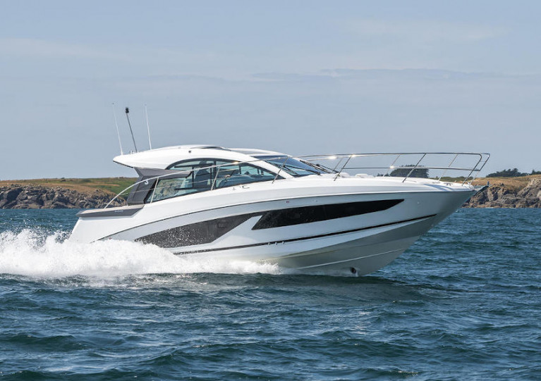 Instant Thrills With Beneteau's New Gran Turismo 36