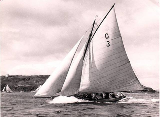 Ireland's Contribution to the International Classic Wooden Boat Movement