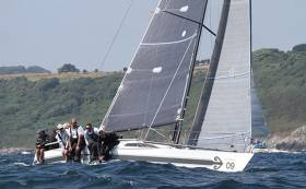 Half Tonner Swuzzlebubble will defend her Classics Cup Title in Kinsale next summer