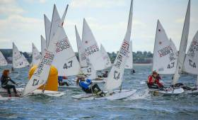 Laser titles will be decided on Lough Derg this weekend