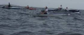 Action from the Irish Offshore Championships
