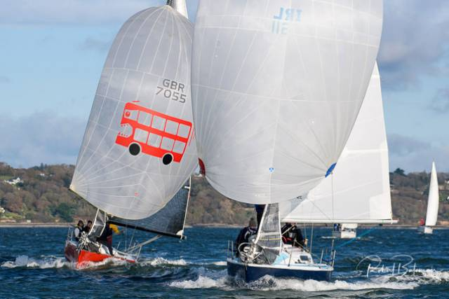 'Nieulargo' Chases 'Antix' for IRC Lead in Royal Cork's Winter League