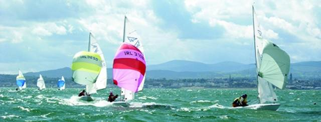Dublin Bay Sailing Club (DBSC) Results for Saturday 29 August 2015