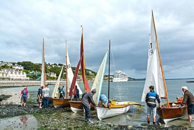 Rankin Dinghies off Cobh. Listen to the podcast below.
