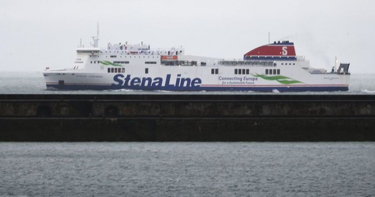 Ferry Crew Member from Stena Line Self-Isolating after Positive Covid-19 Test