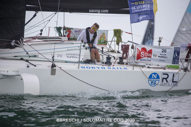 Dun Laoghaire's Rumball & Lee Ready for Drheam Cup as Dolan Teams Up With French Champion