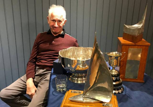 Septuagenarian Scoops Top Award At East Antrim Boat Club Prize-Giving Gala