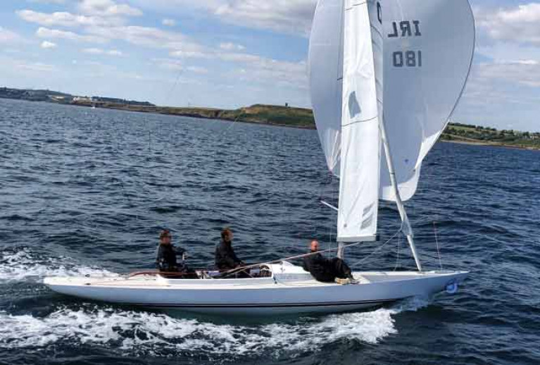 Kinsale Yacht Club Announces Sponsor Cantor Fitzgerald for Dragon Keelboat Week