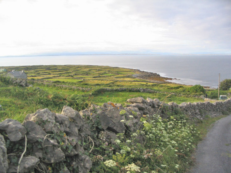 Inis Mór in the Aran Islands