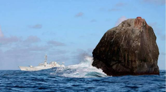 Rockall - Legal Experts Says Scotland Right & Ireland Wrong