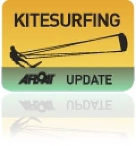 Irish Kitesurfing Nationals in Wexford This Weekend