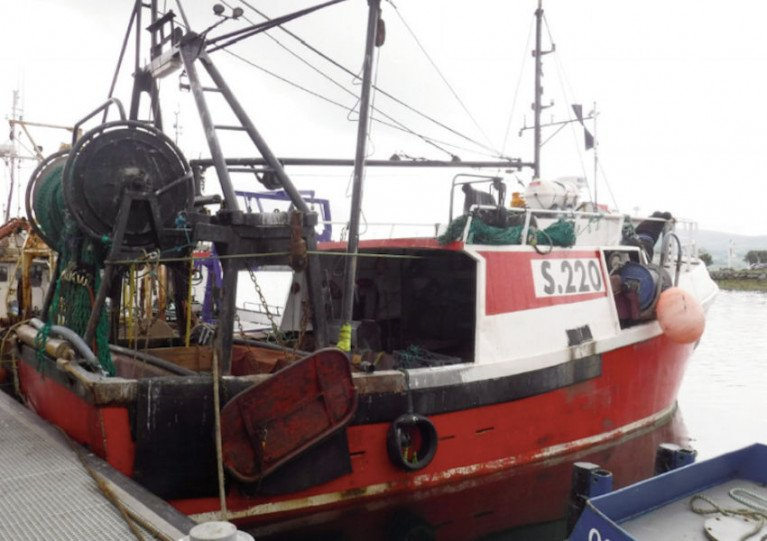 Report on Fishing Vessel Fire Prompts Reminder on Safety Provisions in Code of Practice